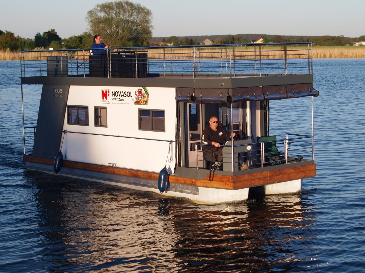 Unsere Hausboote - Traumurlaub Hausboot
